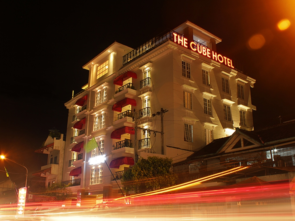 The Cube Hotel Jogja
